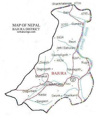 bajura_district