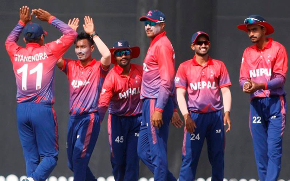 nepali-cricet-team