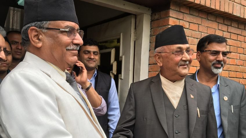 kp and prachanda_1