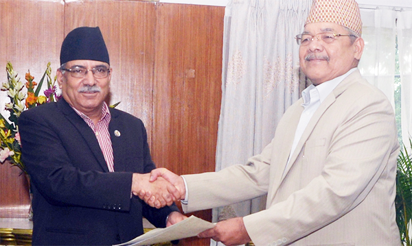 prachanda and bamdev