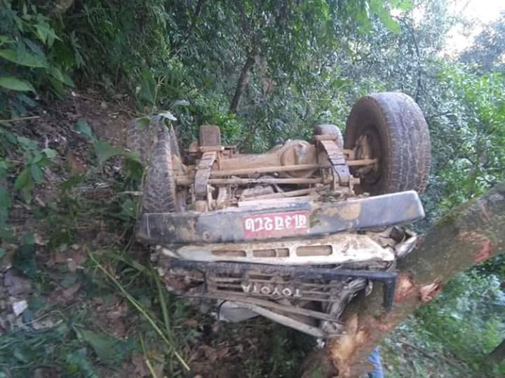 Kavre Accident